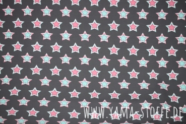 Jersey Star Patch grau