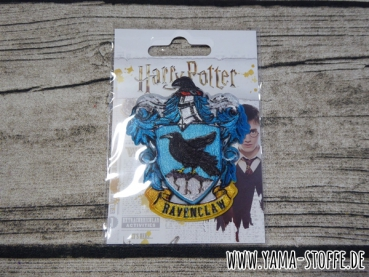 Patch Bügelbild Harry Potter Ravenclaw