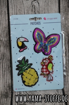 Patches Ananas